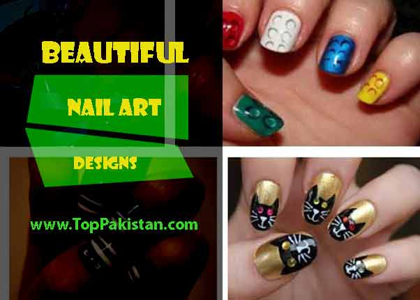 Beautiful Nail Art Designs For Short Nails