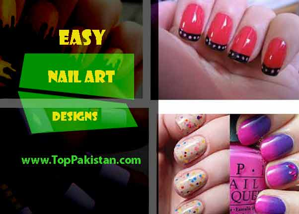 Easy Nail Art Designs and Products