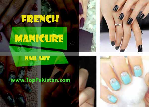 French Manicure Nail Art an American Tradition