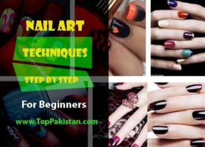 Nail Art Techniques Step by Step for Beginners