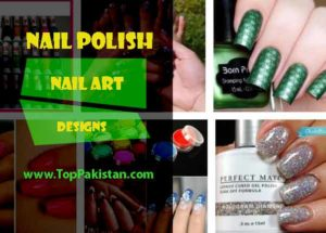 Nail Polish for Nail Art Designs