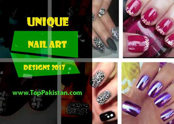 Unique Nail Art Designs 2017