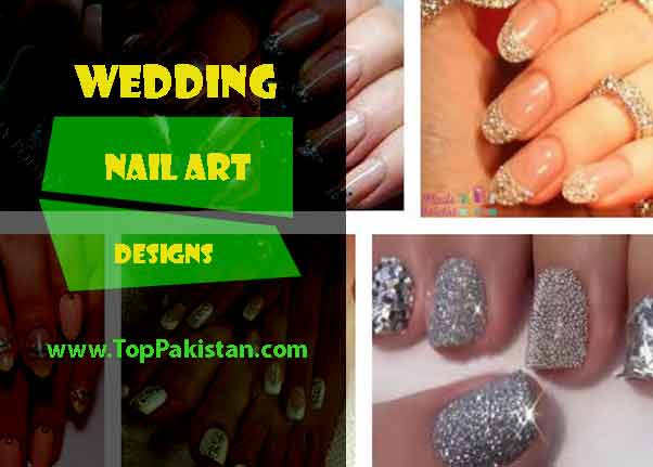 Wedding Nail Art Designs Gallery