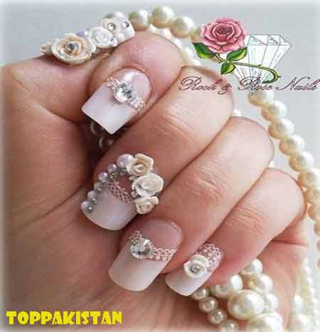 wedding-nail-art-designs
