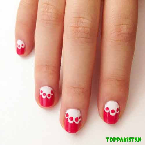 Easy To Do Nail Art: 100 Easy Nail Art Designs For Beginners