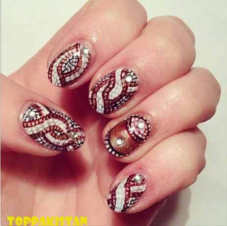 latest-wedding-nail-art