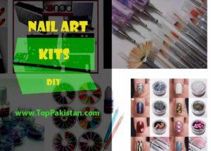 Use of Nail Art Kits for Nail Art Designs