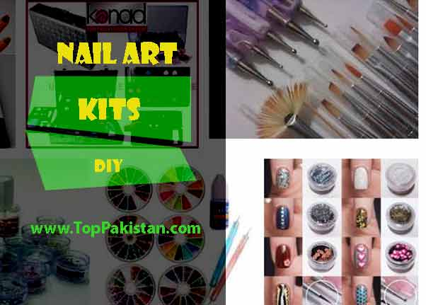 Use of Nail Art Kits for Nail Art Designs