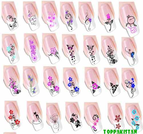 nail-art-sticker