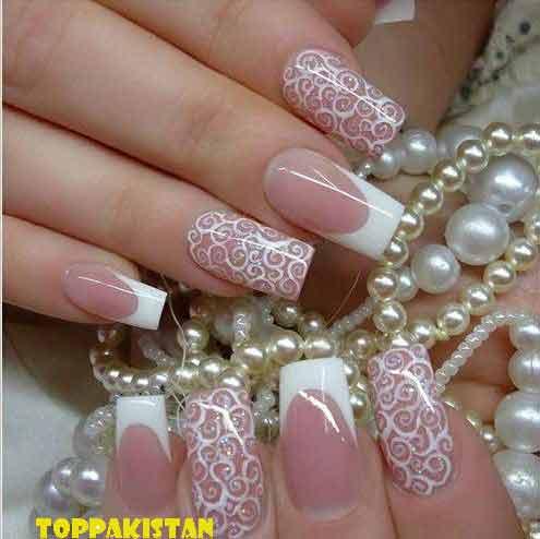 nail-art-wedding