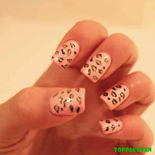 top-pakistan-easy-nail-art-designs