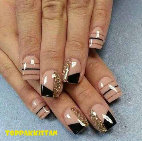 50-beautiful-acrylic-nail-art-designs