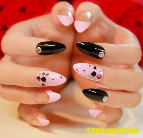 beautiful-acrylic-nail-art-designs-2017-gilrs-for-you