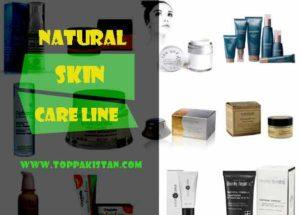 Natural Skin Care Line