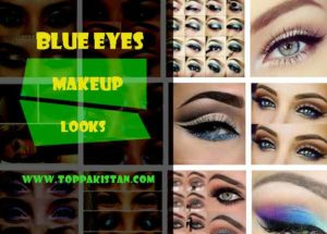 About Blue Eyes Makeup Looks