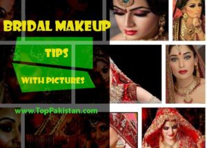 Amazing Pakistani Bridal Makeup Tips With Pictures