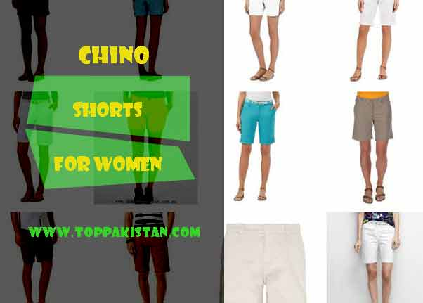Amazing Chino Shorts for Women