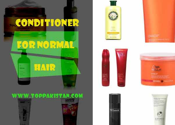 Best Hair Conditioner For Normal Hair