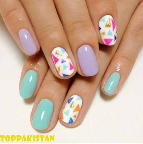cute-french-tip-nail-designs-for-short-nails