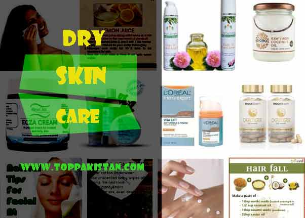 Dry Skin Care Tips At Home
