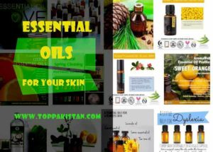 Essential Oils for Your Skin