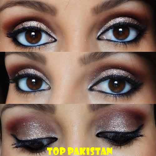 eye makeup for brown eyes step by step natural eye