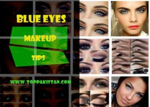 Some Excellent Blue Eyes Makeup Tips