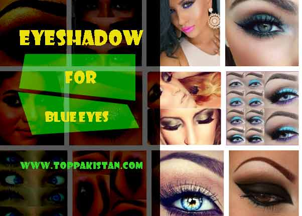 Right Eyeshadow For Blue Eyes