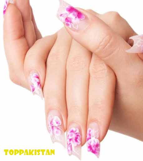 fiber-glass-and-silk-wraps-nail