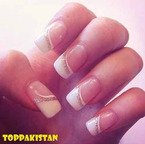 french-manicure-nails-step-by-step-for-girls