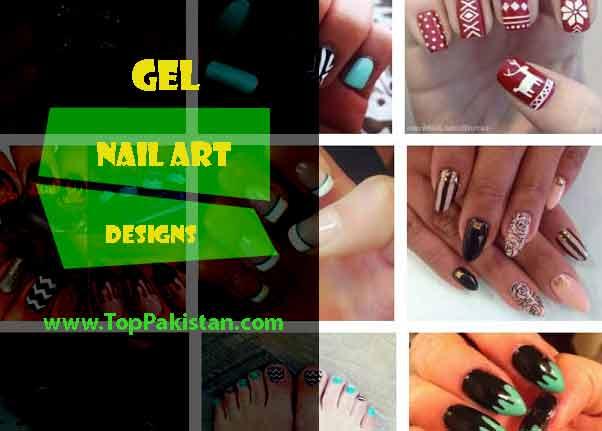 Gel Nail Art Designs Step By Step