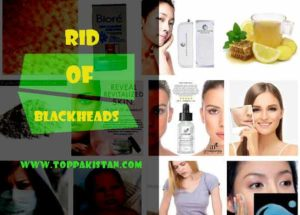 Get Rid Of Blackheads At Home