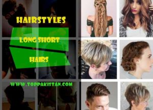 Hairstyles for Long, Short & Medium Hairs