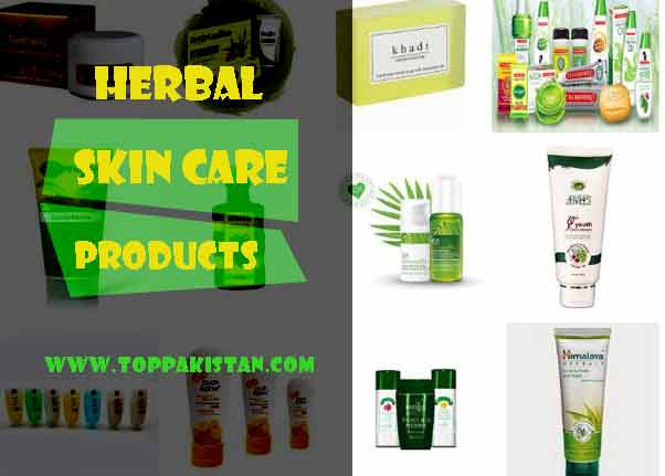 Herbal Skin Care Products And How to Use Them