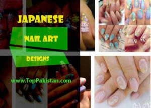 Japanese Nail Art Designs 2017