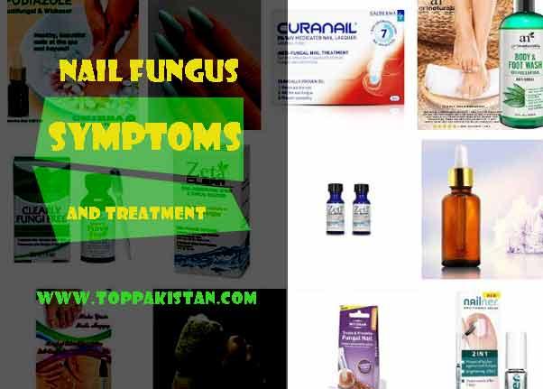 Nail Fungus Symptoms Treatment And Medications