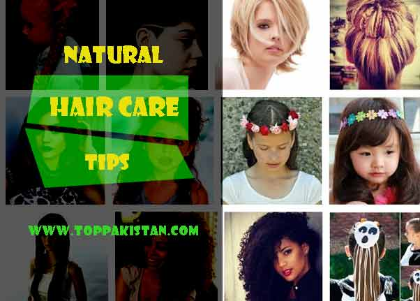 Natural Hair Care Tips For Beginners