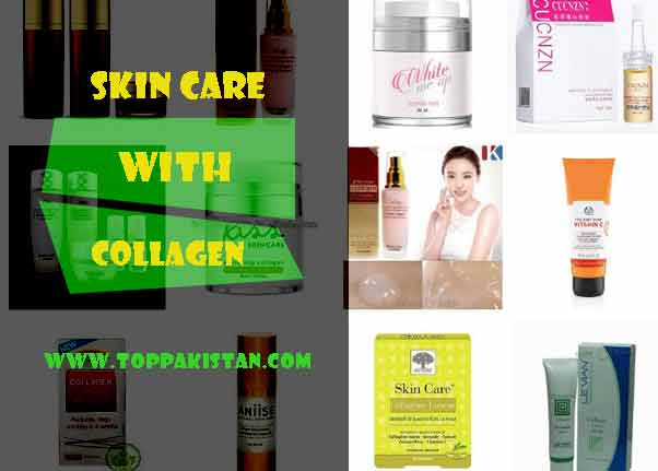 Natural Skin Care With Collagen
