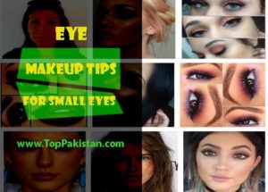 Eye Makeup Tips For Small Eyes With Pictures