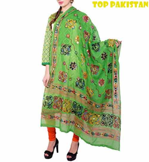 best-embroidery-dupatta