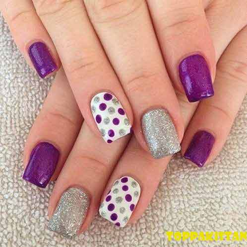 Gel nail art designs step by step gel nail designs gallery latest gel nail art designs 2017 prinsesfo Image collections