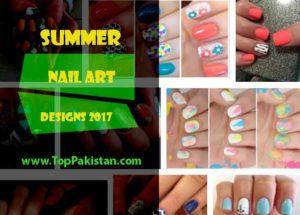 Summer Nail Art Designs 2017