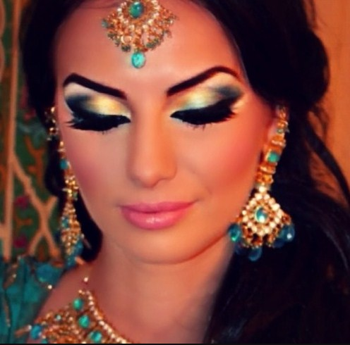 Best Bridal Makeup 2017 : Indian Bridal Makeup Tips Indian Bridal Makeup Tips Video