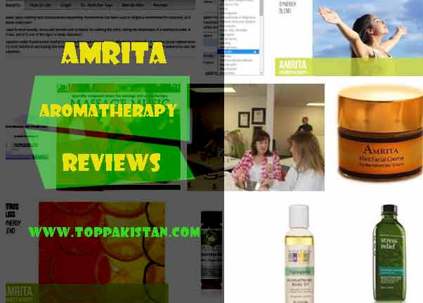 Amrita Aromatherapy Reviews