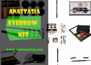 Anastasia Eyebrow Kit And Techniques