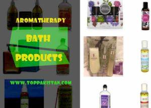 Aromatherapy Bath Products