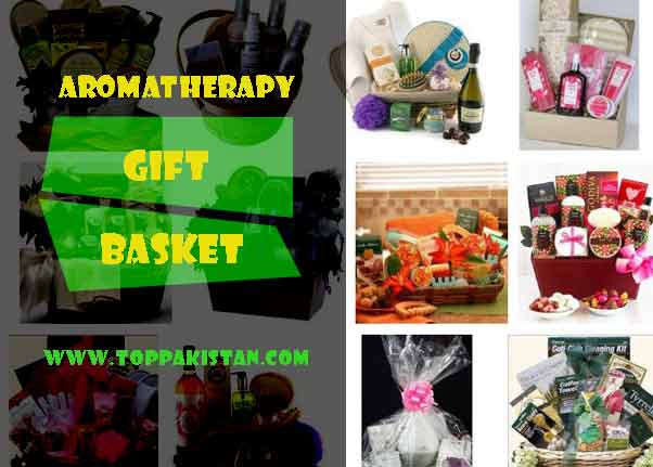 Aromatherapy Gift Basket Tips