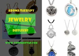 Aromatherapy Jewelry Diffusers