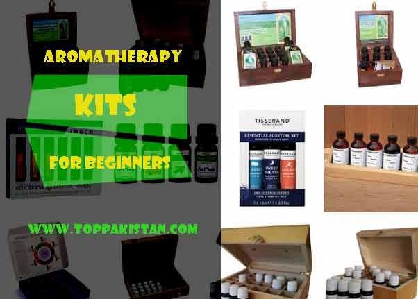 Aromatherapy Kits For Beginners
