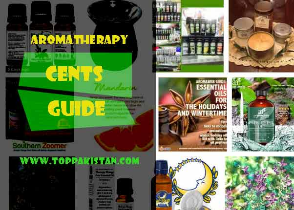 Aromatherapy Scents Guide